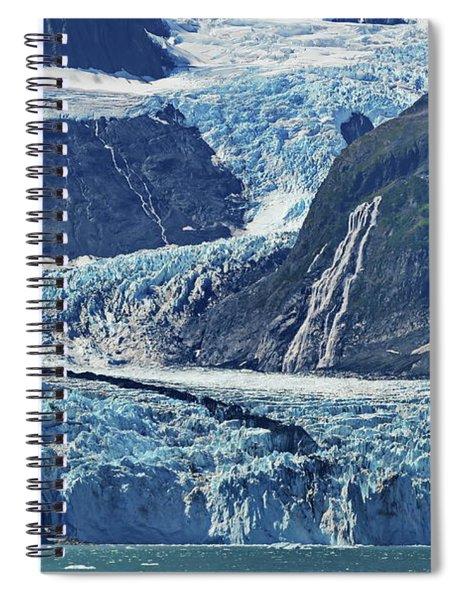 Prince William Sound Spiral Notebook
