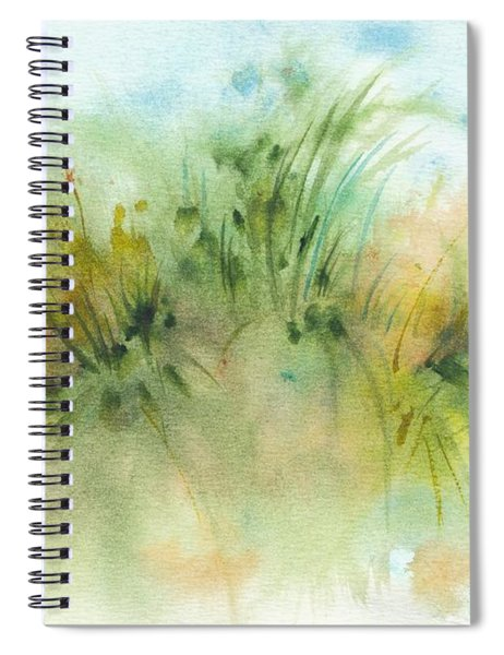 Promise Of Sunshine Spiral Notebook