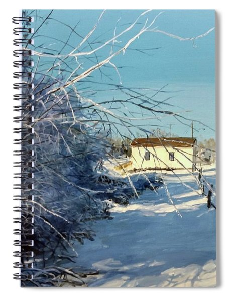 Promise Of Tomorrow Spiral Notebook