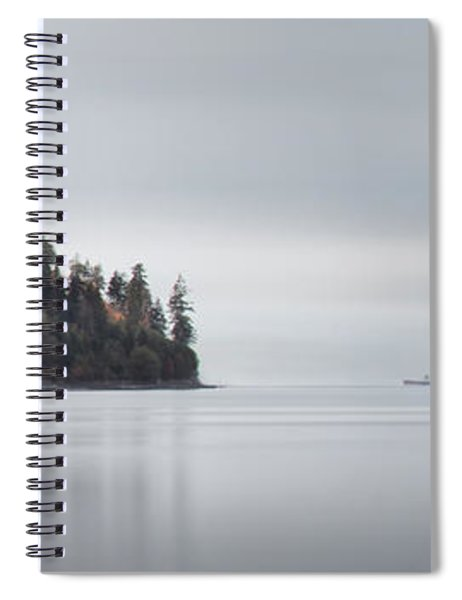Brockton Point, Vancouver Bc Spiral Notebook