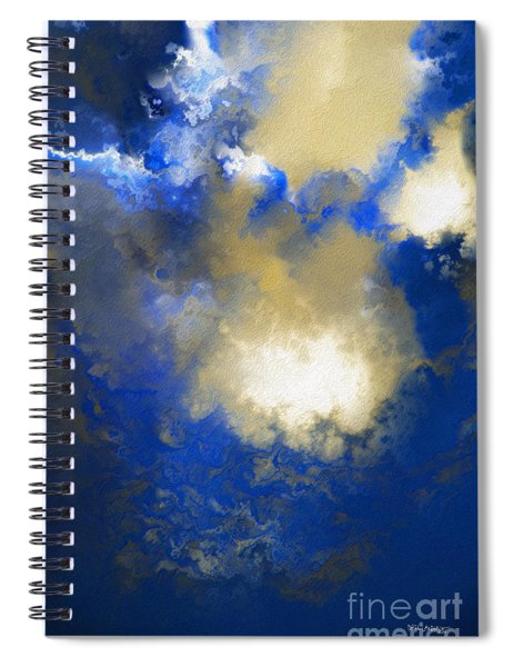 Psalm 23 4. You Comfort Me Spiral Notebook