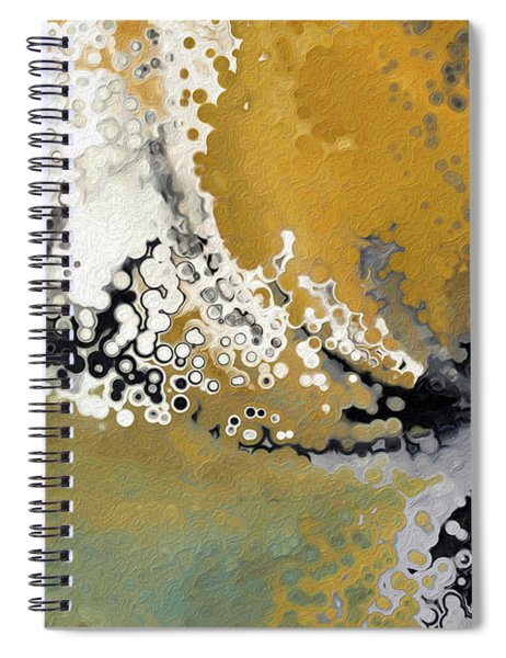 Psalm 51 1-2. A Cry For Mercy Spiral Notebook