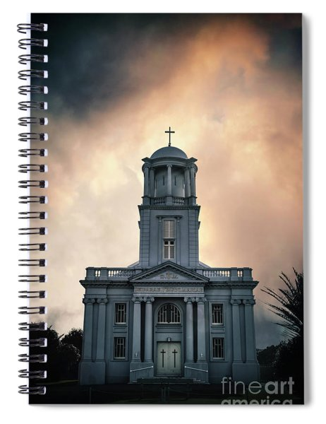 Psalm Before The Storm Spiral Notebook