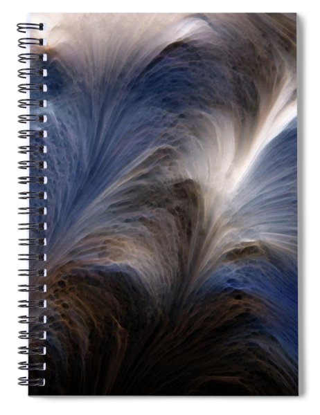 Psalms 27 14. Wait On The Lord Spiral Notebook