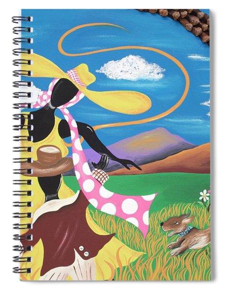 Pure Love Spiral Notebook