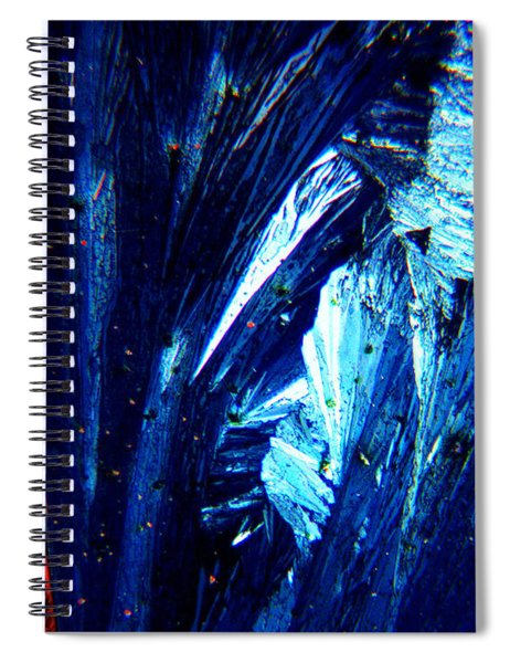 Quenching The Desire Spiral Notebook