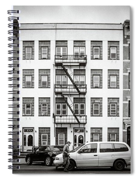 quick delivery BW Spiral Notebook