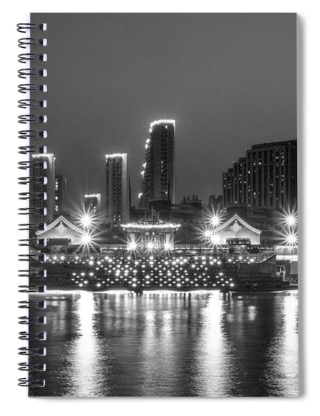 Qujingde Garden Spiral Notebook