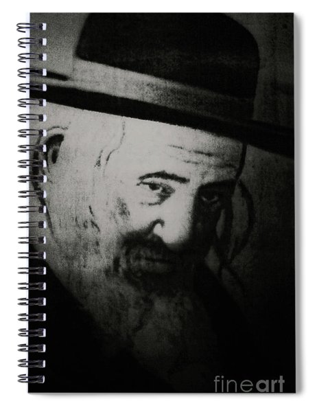 Rabbi Shayele Kerestirer Spiral Notebook