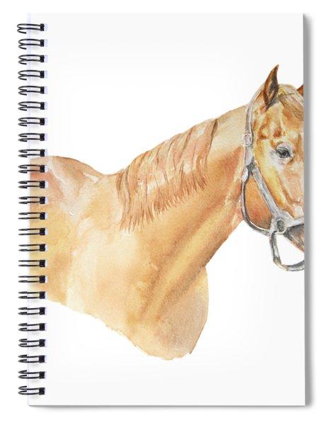 Racehorse Spiral Notebook