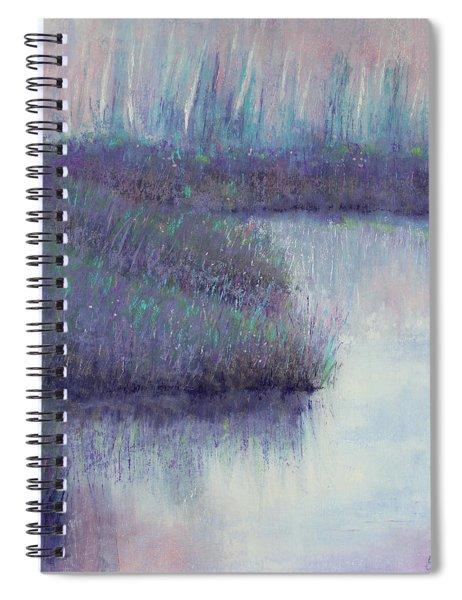 Radiant Morning Spiral Notebook