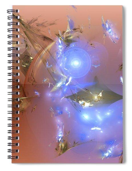 Radical Spiral Notebook