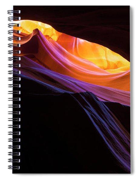 Rainbow Canyon Spiral Notebook