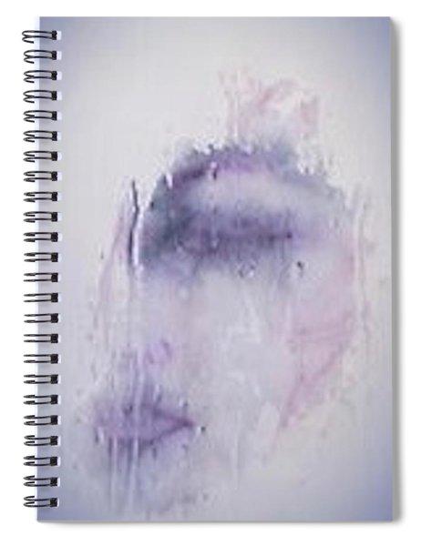 Memories Lost Like Tears In Rain Spiral Notebook