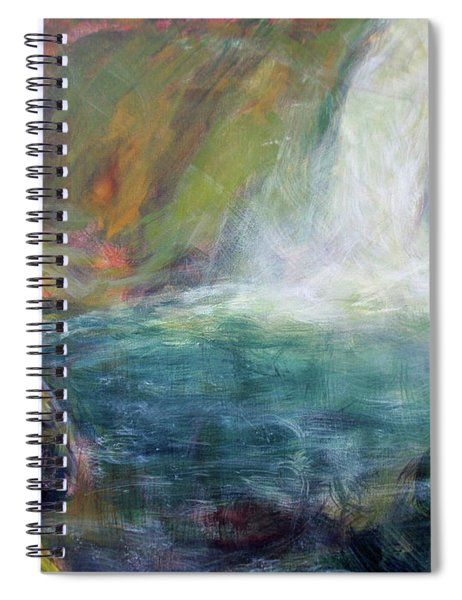 Rainmade Paradise Spiral Notebook