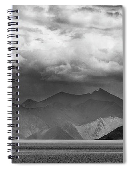 Rains In China Spiral Notebook