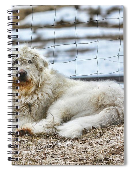 Ranch Hand Spiral Notebook