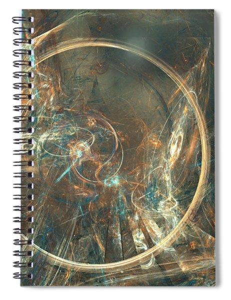 Raquette River Spiral Notebook