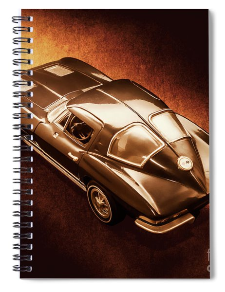 Ray Tail Spiral Notebook