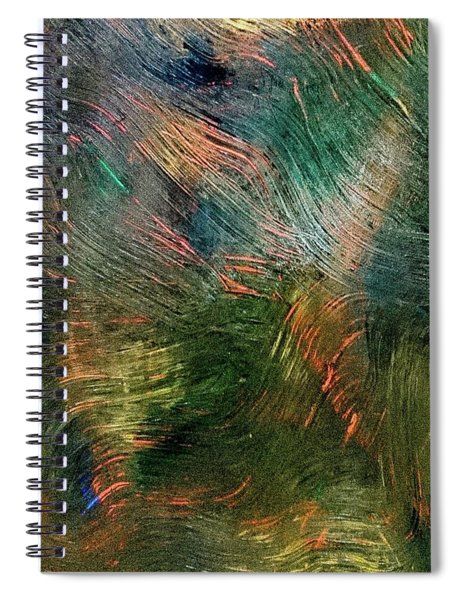 Reaching For The Sword Spiral Notebook
