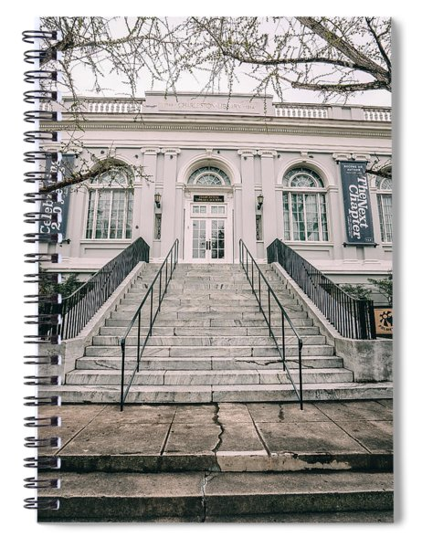 Read To Me Spiral Notebook