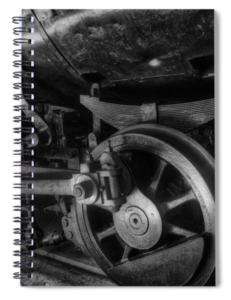 Ready To Roll Spiral Notebook