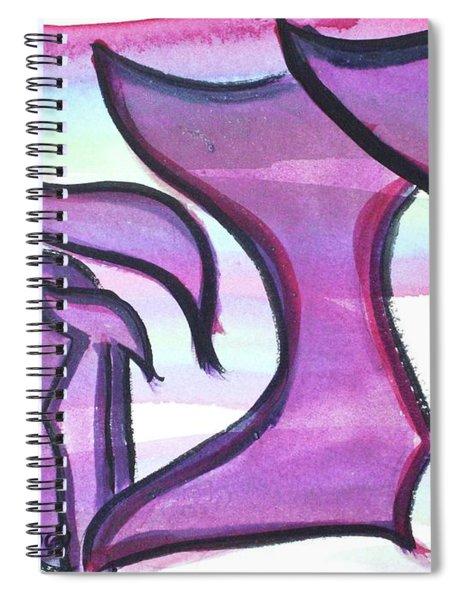 Rebeca Nf1-90 Spiral Notebook