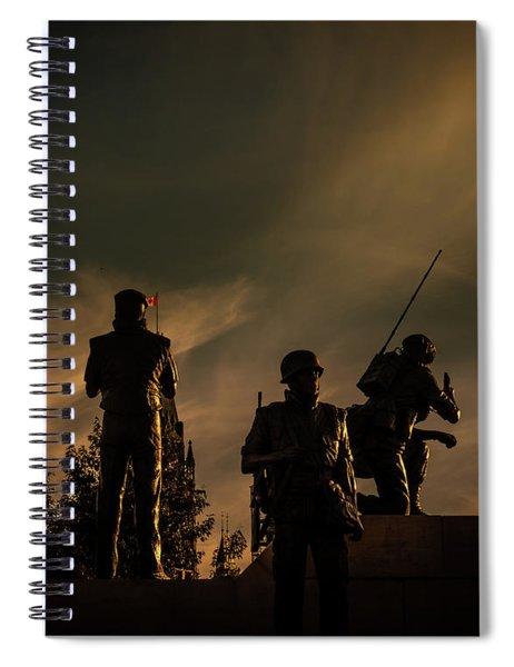 Reconciliation Spiral Notebook