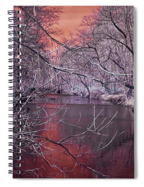 Red Creek Spiral Notebook