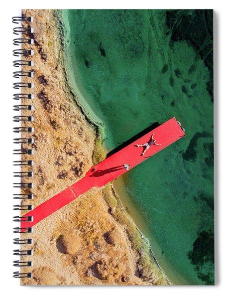 Redx Spiral Notebook