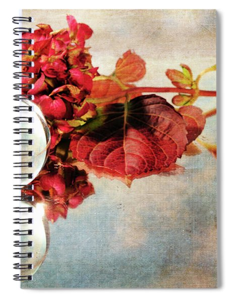 Reflective Mood Spiral Notebook