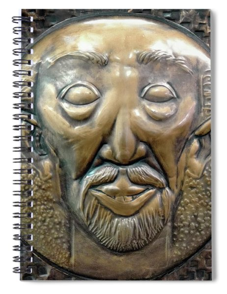 Regal Gentleman Spiral Notebook