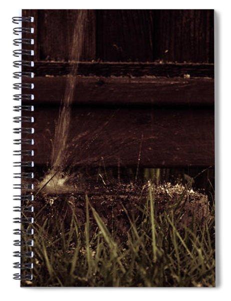 Relief Spiral Notebook