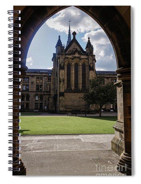 Remember Me Spiral Notebook