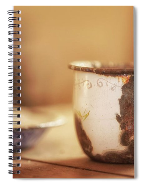 Remembering Is All There Is Left To Do Spiral Notebook