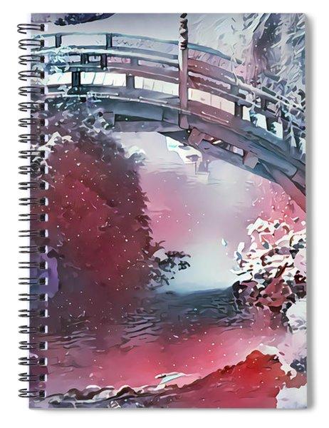 Reminiscence Spiral Notebook