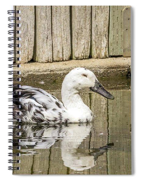 Rescue Runner Spiral Notebook