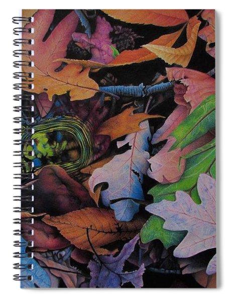 Reservoir Spiral Notebook