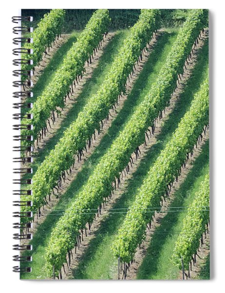 Riesling On The Rhine Spiral Notebook