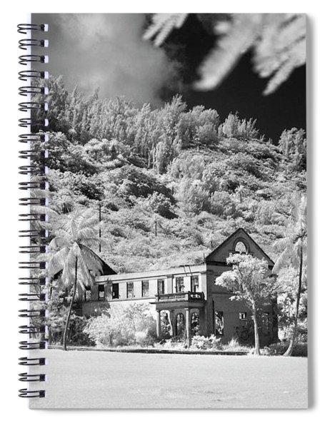 Retired Palms Spiral Notebook