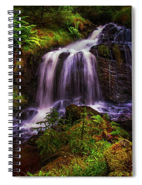 Retreat For Soul. Rest And Be Thankful. Scotland Spiral Notebook
