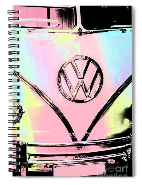 Retro Revived Spiral Notebook