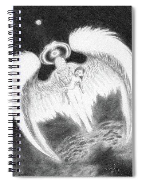 Reunited - Artwork  Spiral Notebook