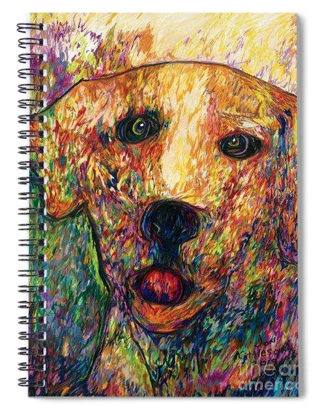 Rev Spiral Notebook