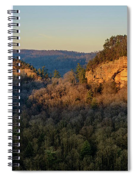 Revenuer's Rock Spiral Notebook