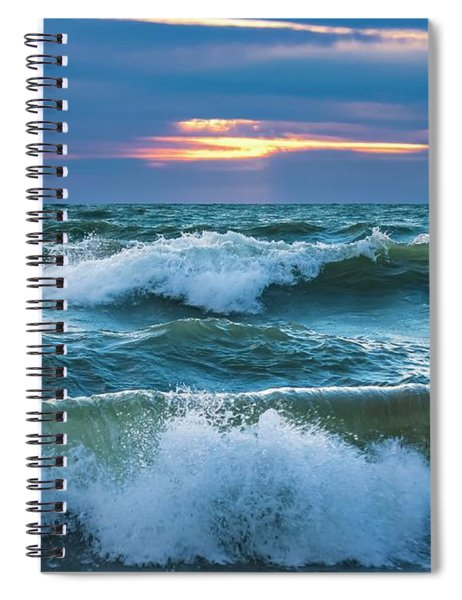 Revolution Spiral Notebook