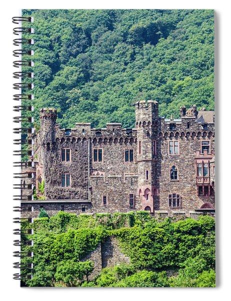 Rheinstein Castle - 2 Spiral Notebook