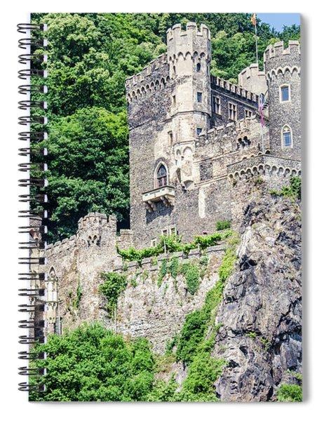Rheinstein Castle Spiral Notebook