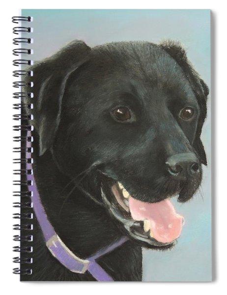 Rhett Spiral Notebook