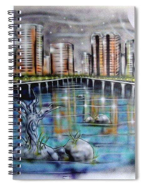Richmond Va Spiral Notebook